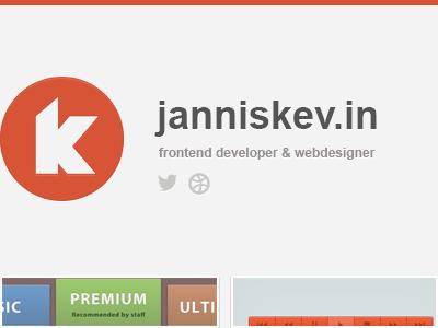 Orange orange ui ux web design portfolio bright simple clean