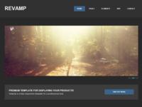 Revamp Responsive HTML5 Template