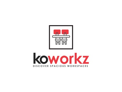 Koworkz LOGO Design by Digirepo vector website logo design branding logo