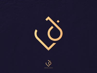 Lorenzo Jacobson / Logo design monogram logo monogram typography web branding digital design graphic design vector logo