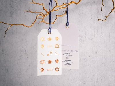 Lorenzo Jacobson / Packaging design cards jewellery shop jewellery pattern pattern design package packaging design logo typography graphic design inspiration web branding digital design