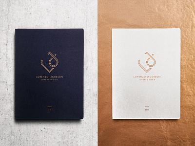 Lorenzo Jacobson / Corporate identity jewellery shop jewellery corporate identity corporate design stationery typography graphic design inspiration web branding digital design