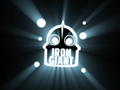 Iron Giant Cube Illustrator