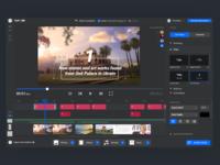 Quick video production app