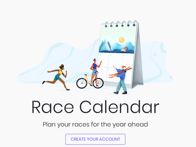 Find your NextRace with this Calendar App