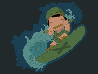 Sticker #1 sticker character print design illustration