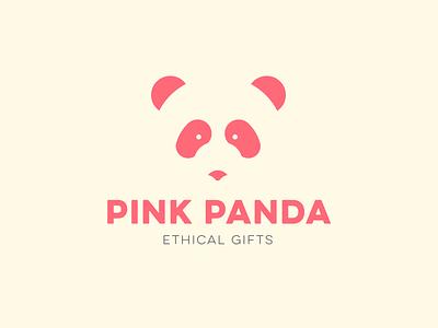 Panda Logo daily logo challenge bear animal logo panda