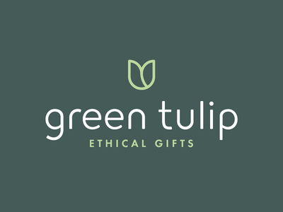 Green Tulip Ethical Gifts Logo