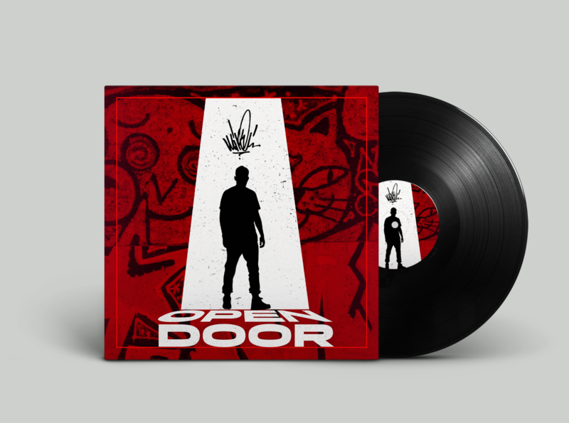 Mike Shinoda - Open door [single artwork]
