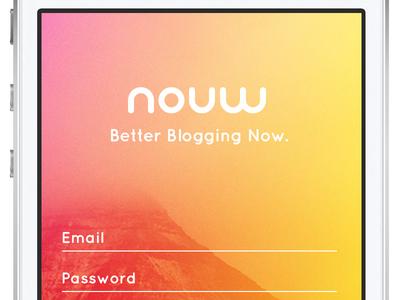 Logotype for Swedish blog platform