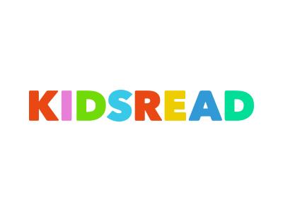 Kidsread horisontal logo