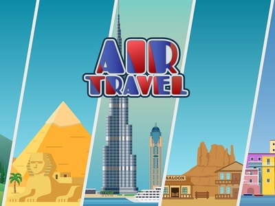 Crazy Air Travel (Android Game)
