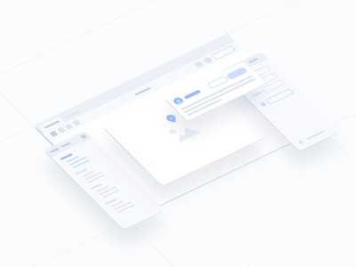 Design Exploration #8 feedback comment figmadesign figma ux ui startups startup saas isometric interface isometric illustration isometric design isometric interface illustration exploring exploration design system design exploration clean ui