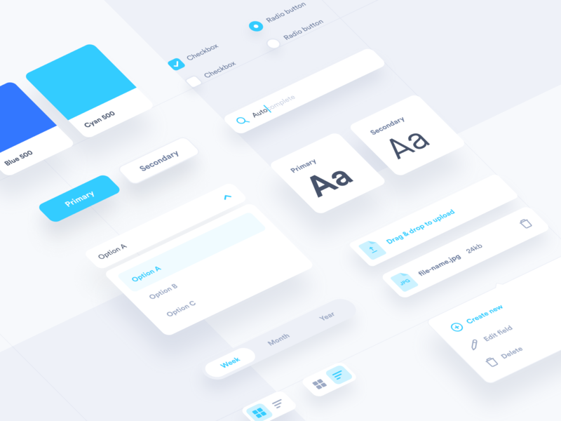 Design system elements style guide styleguide dropdowns ui cards design systems design kit ui kit ui components ui component ui element ui elements design elements design system figma library library graphic design library component library component design components component