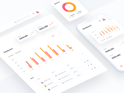 Sleek FinTech app fintech app fintech financial app financial finance app startup startups configuration saas design saas app saas expense tracker management manager expense manager expenses expense dashboard ui business finance