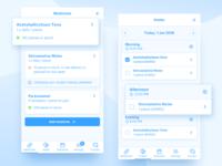Pharmacy App Wireframe