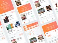 AnyExcuse – Mobile Screens