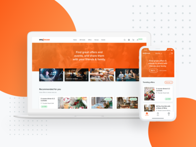 AnyExcuse – Homepage