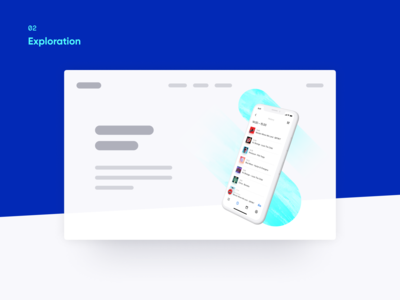 Heavyweight – Design Exploration 02