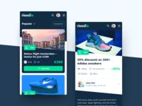 Needle – Mobile Screens