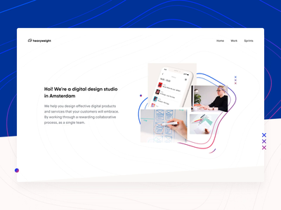 Heavyweight – New Website