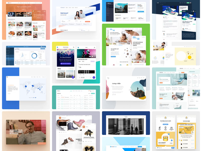 Heavyweight – Decade of Design 2020 shots projects best 6 best 9 best shot happy new year review year in review recap years 10 years 10 year new year design decade decade of design decades decade