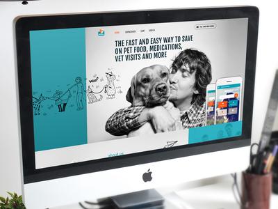 Pet Plus - Home page