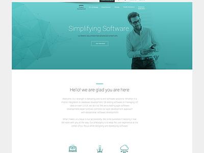 Equitronix project ui website app uidesign web deisgn ux branding design ux ui design
