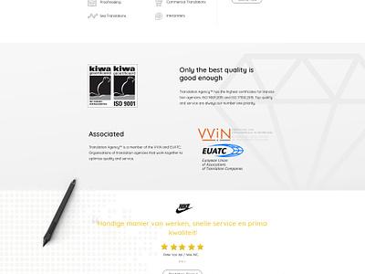 Translation Kings icon logo uidesign design web deisgn