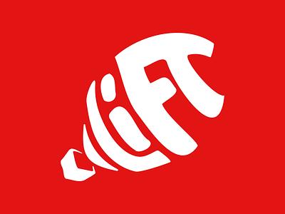 #2 Lift steampunk sky red brand illustration lyft lift rise balloon logo dailylogochallenge