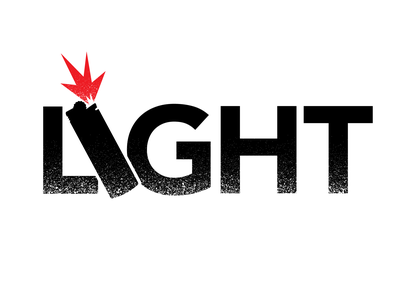 #10 Light: Flame Logo black light forest fire day 10 dailylogochallengeday10 logo logochallenge shading lighter flame fire dailylogochallenge