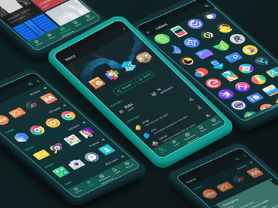 Moxy Android Icon Set iconography icon design icons set icons pack android icon google mockup dashboard preview design product icon blueprint app android icons moxy
