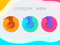 FireFox Icons Redesign