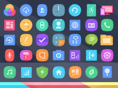 Asus Icons - Lenyo Icon Pack asus icon product icons android icon pack lenyo icons google play play store new icon pack icons asus lenyo