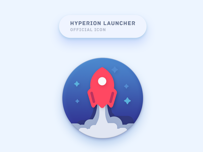 Hyperion  Launcher Official Icon