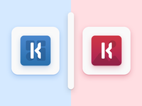 Kustom Apps Icons Design