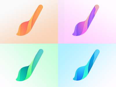 Brush Logo Design