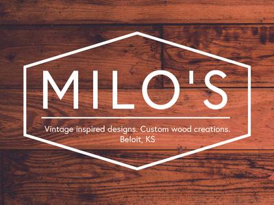 Milo's Branding