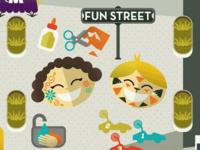 Community Fair Map