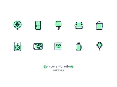 icon-Furniture Appliances