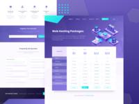 Netwebo - Web Hosting Page