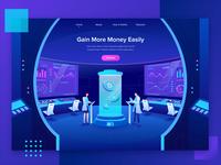 Money Laboratory Header