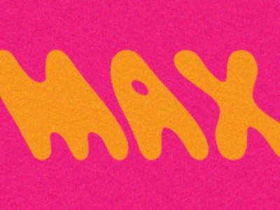 Max -ical Mystery Tour pink decal sticker chill max magical mystery tour the beatles