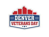 Denver Veterans Day Logo