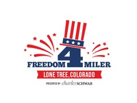 Logo for Freedom 4 Miler