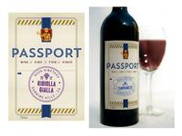 UNTD: Passport Wine / Packaging