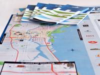 JIGSAW: Visit Milwaukee // Tourism Map