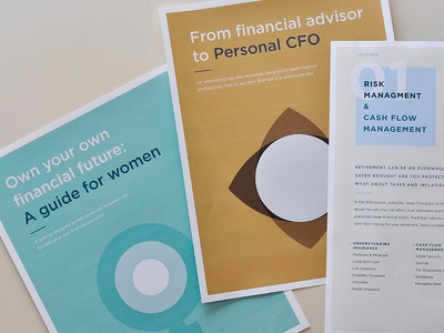 WEALTH PARTNERS: UNTD / Direct Mail direct mail design
