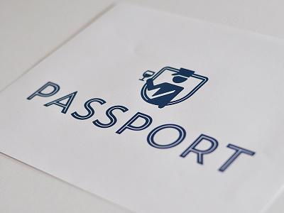 PASSPORT WINE: UNTD / Logo logo brand identity design branding