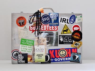 Portfolio Case branding portfolio